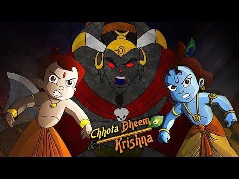 Download Chhota Bheem & Krishna V/S Kirmada HD Mp4 3GP Video and MP3