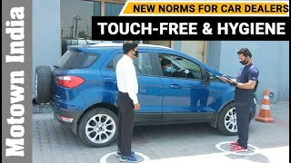 Car dealerships adopt touch-free ways to sell | Special Report | Motown India