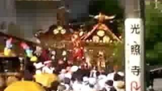 北鎌倉八雲神社祭礼