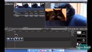 Multiple Video Layers in Final Cut Pro X