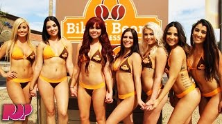 Bikini Baristas Are Stirring Up Coffee And Controversy