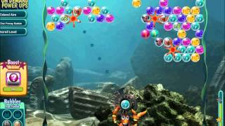 Bubble Safari Ocean Level 205