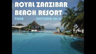ROYAL ZANZIBAR BEACH RESORT -- SHORT TOUR