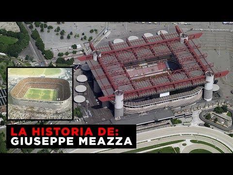 La Historia del Estadio Giuseppe Meazza - San Siro HD 2018 | Con Jorge Livan