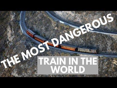 Da li je ovo najopasnija željeznica na svijetu?
