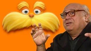 DANNY DEVITO Spricht DEUTSCH! | Interview & Trailer Zu DER LORAX