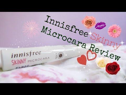 Innisfree Skinny microcara review