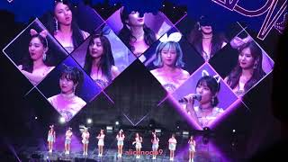 180520 TWICELAND Fantasy Park In Seoul Day 3   What Is Love (Acoustic) Ft ONCE