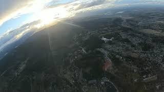 Caddx vista long range flight fpv wing 2.5 miles 4km