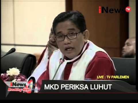 Breaking News 07: Sidang MKD, Luhut Menjawab Polemik Freeport - iNews Breaking News 14/12