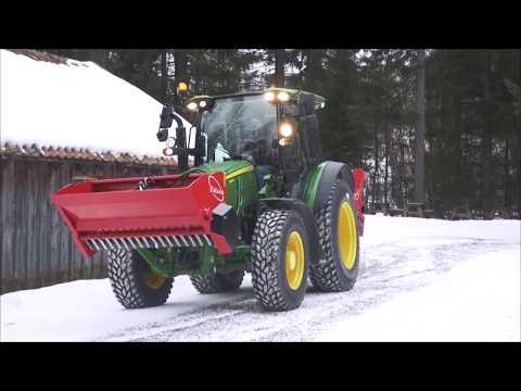 Tokvam Strømaskin SMA 1100 - film på YouTube