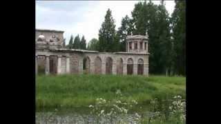Гатчина и гатчинский парк
