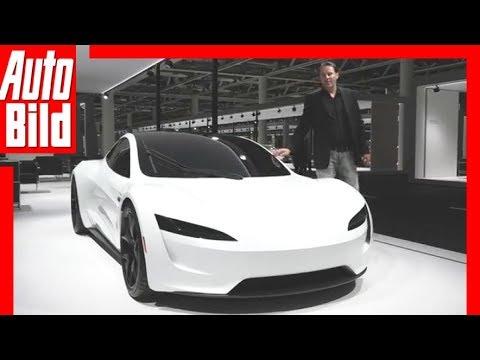 Tesla Roadster (2020) Vorstellung/Review/Details