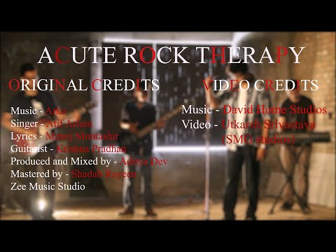 Download Tere Sang Yaara Rustom Atif Aslam Acute Rock Therapy Cover