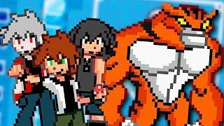 hack rom pokemon gba ben 10 - Thủ thuật máy tính - Chia sẽ