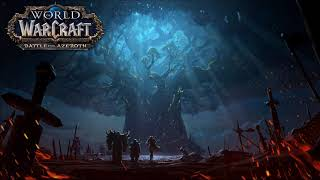 World of Warcraft: Battle For Azeroth   Login Suite