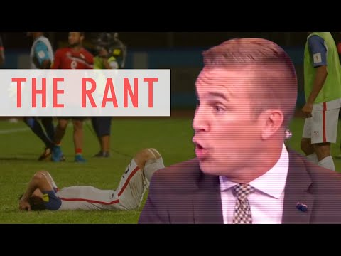 The Rant | The story behind Taylor Twellman's viral USMNT tirade