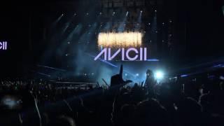 AVICII - LEVELS (END) @ ROCK IN RIO LISBOA 2016