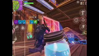 Fortnite Mobile Player Build Battles Console Players