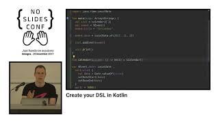 Create your own DSL in Kotlin - Victor Kropp