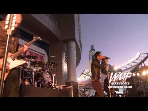 "3 Days Grace Live ""Chalk Outline"""