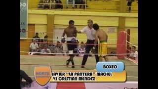 preview picture of video 'Javier La Pantera Maciel vs Cristian El latigo Mendez'