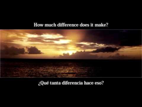 Pearl Jam - Indifference + letra en español e inglés
