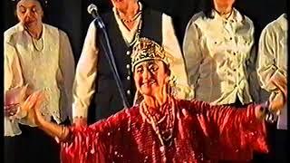 Концерт в Лоде и  отрывок из спектакля Эстер а Малка 19 март 2000 год  и второй спектакль о Лайло.