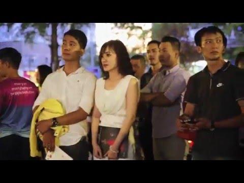 Quay phim sự kiện ngày hội cưới marry.vn MC Trấn Thành chủ hôn