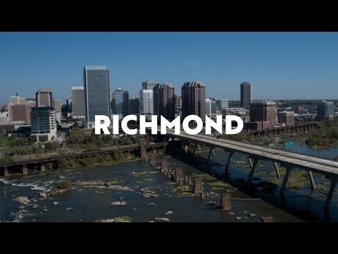 Getaway to Richmond, Virginia