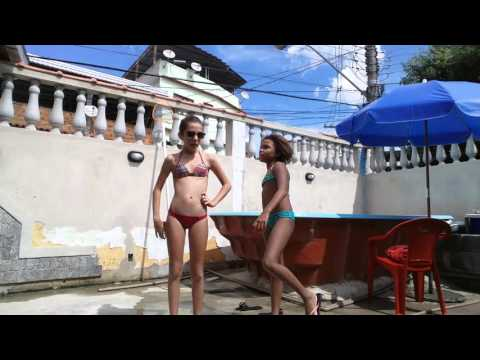 Desafio da piscina/😚😄