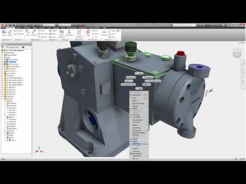 Autodesk Inventor 2017 – Modelling