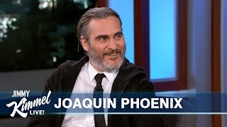 Joaquin Phoenix on Playing Joker + Exclusive Outtake
