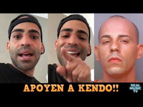 ¡FUERTE! Arcangel Habla De Kendo Kaponi, Explica Porque Esta Preso Y Le Envía Mensaje