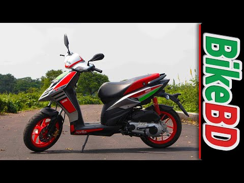 Aprilia SR 150 Race – Best Performance Scooter In Bangladesh?