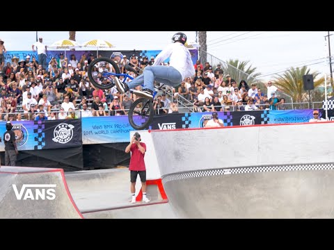 2019 Vans BMX Pro Cup High Air & Rad Trick | BMX Pro Cup | VANS
