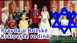 Pravda o Britskej Kráľovskej rodine