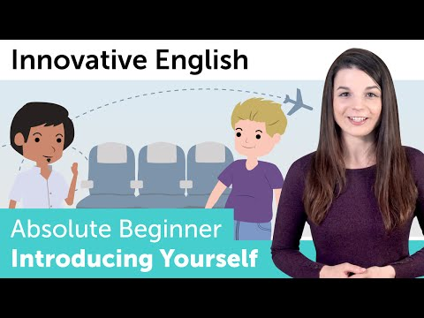 mp4 English Exercise Introduce Yourself, download English Exercise Introduce Yourself video klip English Exercise Introduce Yourself