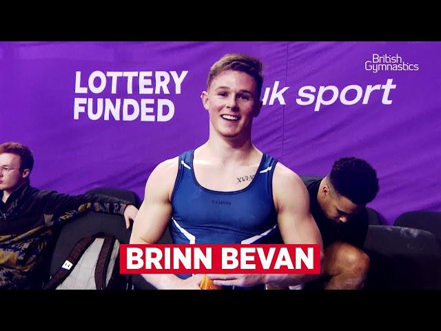 50 days to go until the 2019 Gymnastics British Championships
