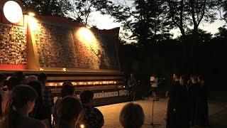День памяти и скорби 22 июня 2016 г.  Коллектив компании Третий Рим принял участие в акции «Свеча па