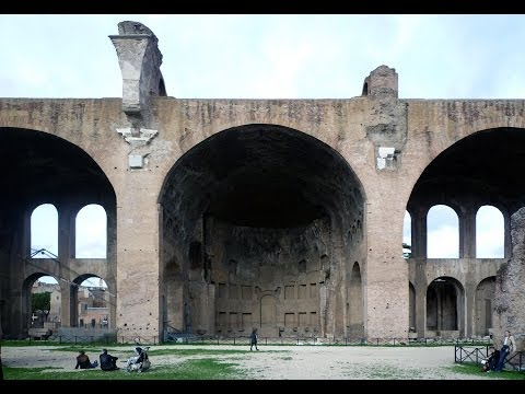 Basilica of Maxentius and Constantine (video) | Khan Academy