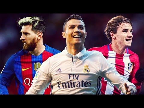 Lionel Messi vs Ronaldo vs Griezmann 2017 HD 🔥 l Amazing Skills & Goals l Football Skills Mix 2017