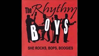 The Rhythm Boys   Forevers Much Too Long