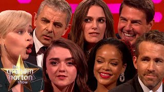 ANOTHER BEST OF 2018 on The Graham Norton Show | (Part 2)