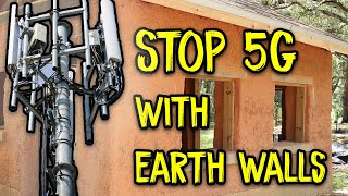 Stop 5G Signals With Cob Walls - Protect Your Home From EMF Radiation