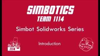 Simbot Solidworks Series