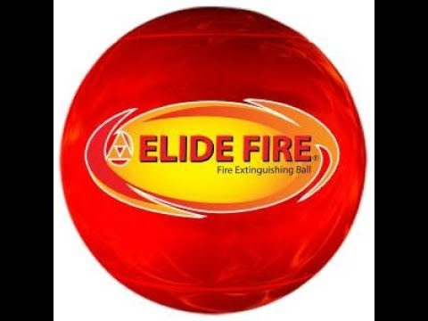 Fire Ball Extinguishing
