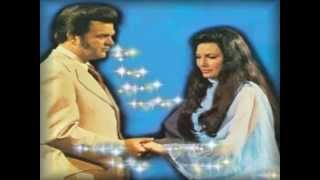 Conway Twitty & Loretta Lynn - It's Only Make Believe