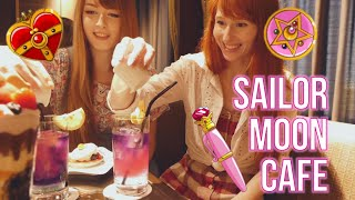 Sailor Moon Cafe with Audrey! ♥