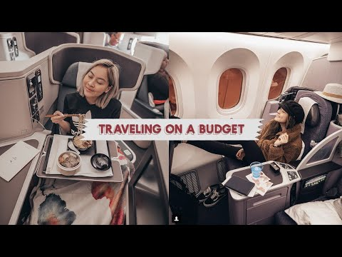 Tips for Traveling on a Budget!! | Cheap flights + Accommodations | JLINHH